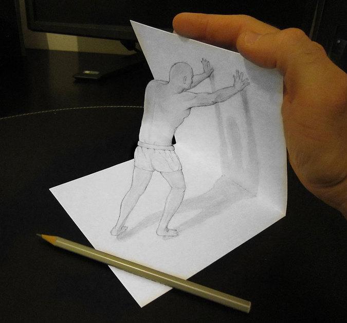 凄すぎる3Dアート23