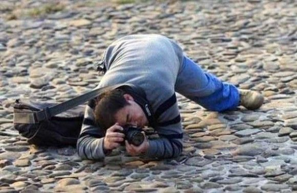 カメラマンの姿1