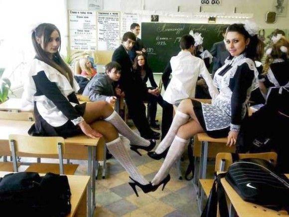 ロシアの制服33