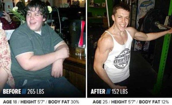 ダイエットに成功16