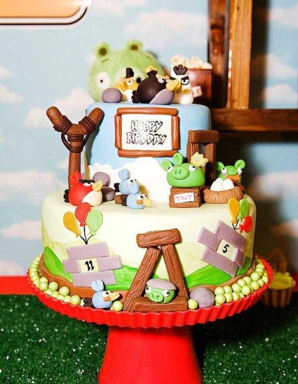 誕生日ケーキ14