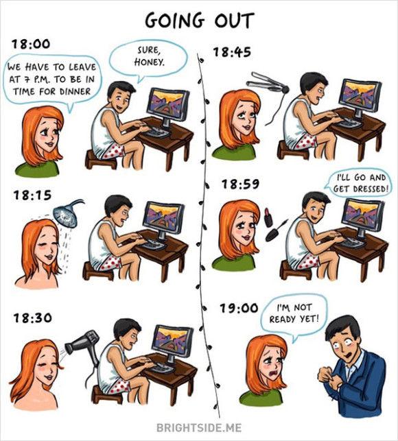 男と女の違い3