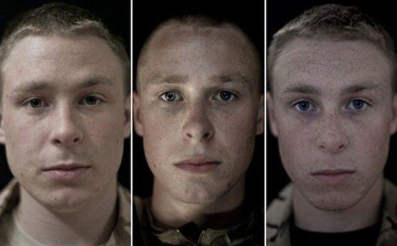 7ヵ月の戦争で表情が変わる9