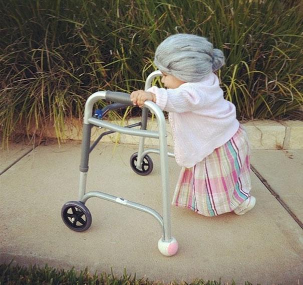 1ハロウィン赤ちゃん仮装2