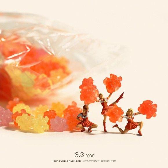 田中達也さんアート15