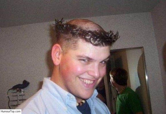 ものすごい髪型5