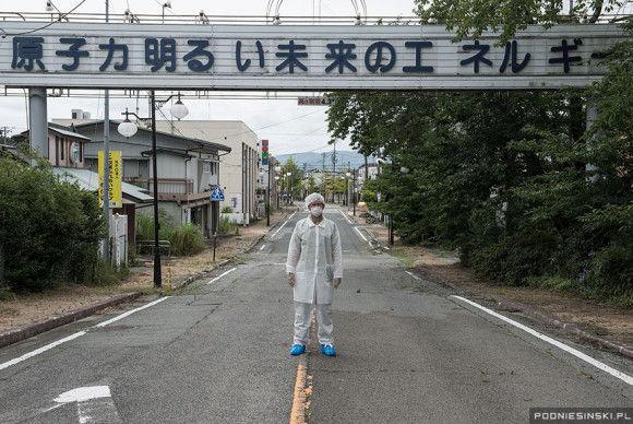 福島の立ち入り禁止ゾーン20