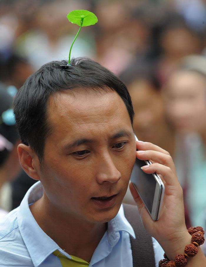 中国ではやっているヘアピン4