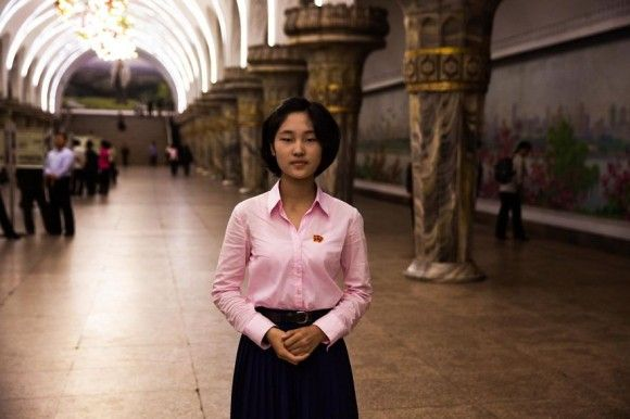 北朝鮮の美女10