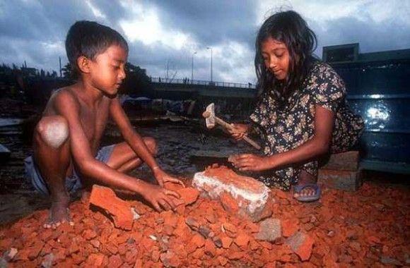 バングラディッシュの子供の生活21