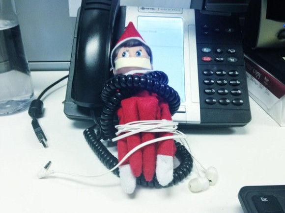 人形たちの爆笑クリスマス12