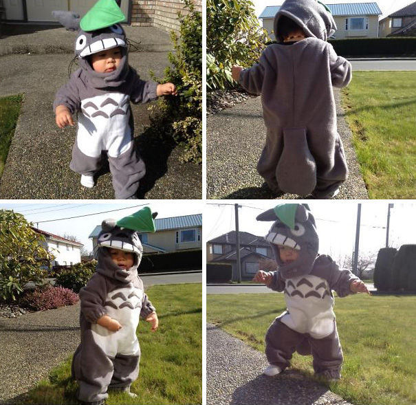 1ハロウィン赤ちゃん仮装16