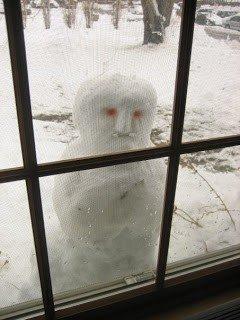 恐ろしすぎる雪だるま2