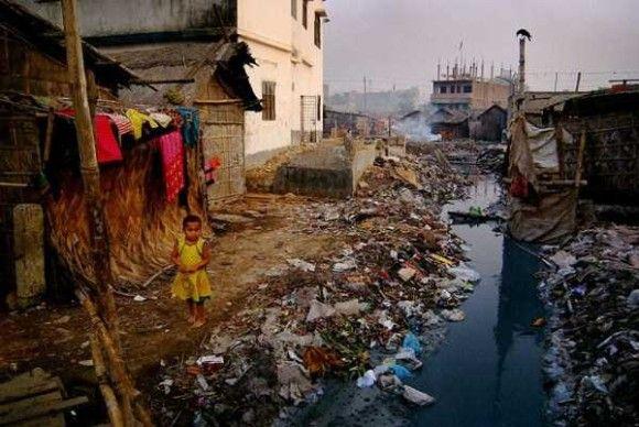 バングラディッシュの子供の生活12
