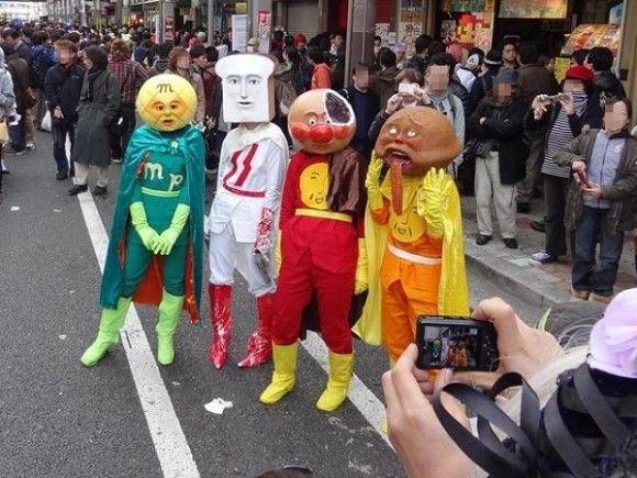 海外サイトがアップした日本のコスプレ7