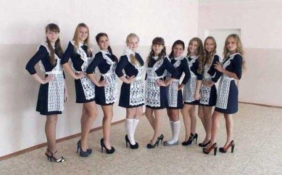 ロシアの制服14