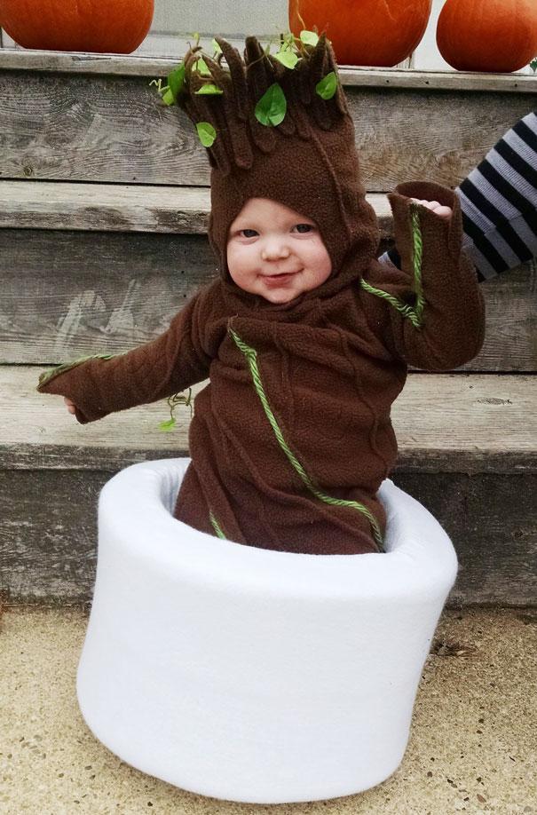 1ハロウィン赤ちゃん仮装10
