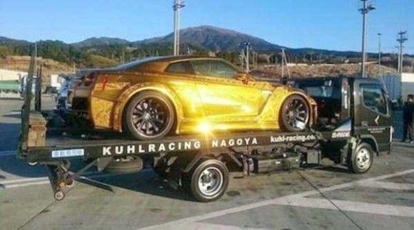 黄金手彫りカーが出来るまで21