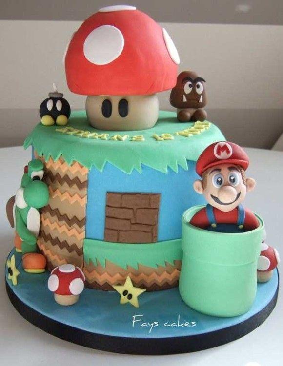 誕生日ケーキ12