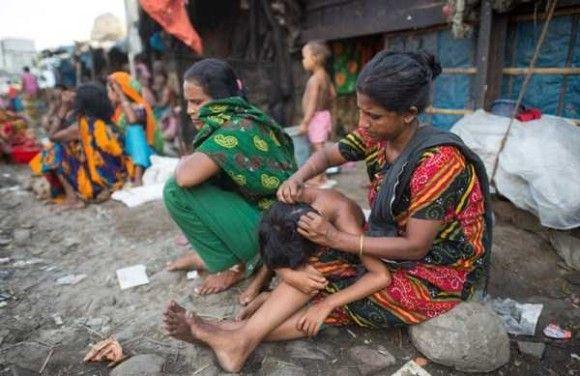 バングラディッシュの子供の生活16