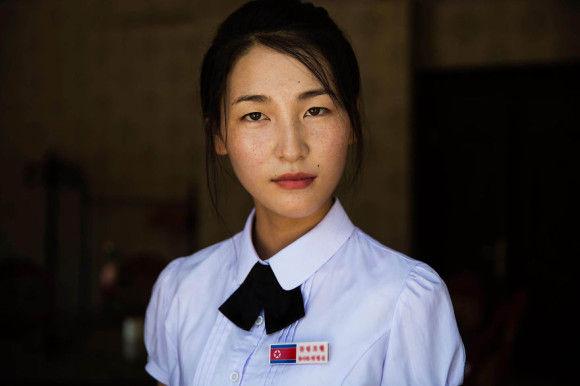 北朝鮮の美女1