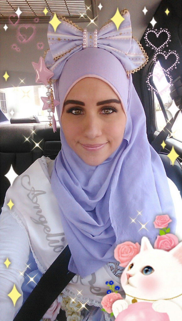 イスラム教徒のロリータファッション10