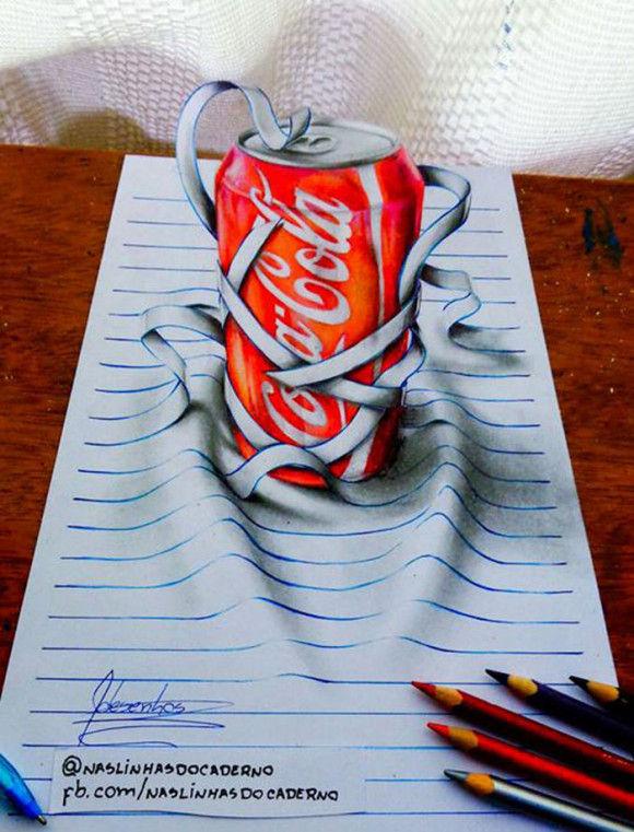 3Dイラスト4