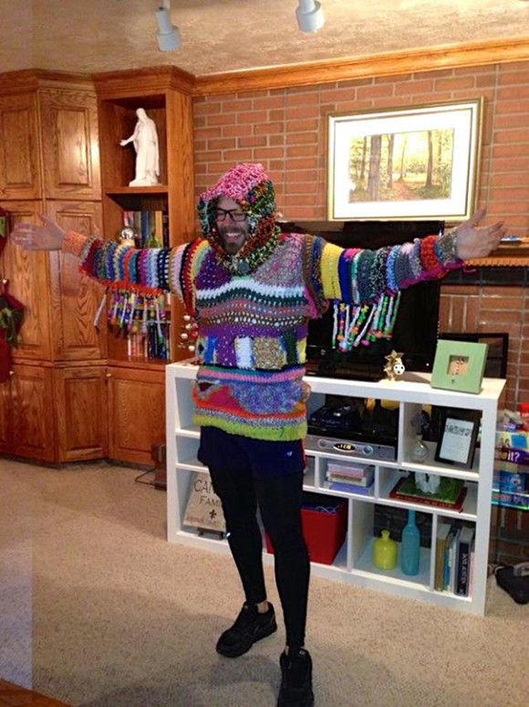 最高にダサいクリスマスセーター7