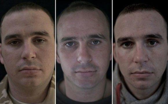 7ヵ月の戦争で表情が変わる13