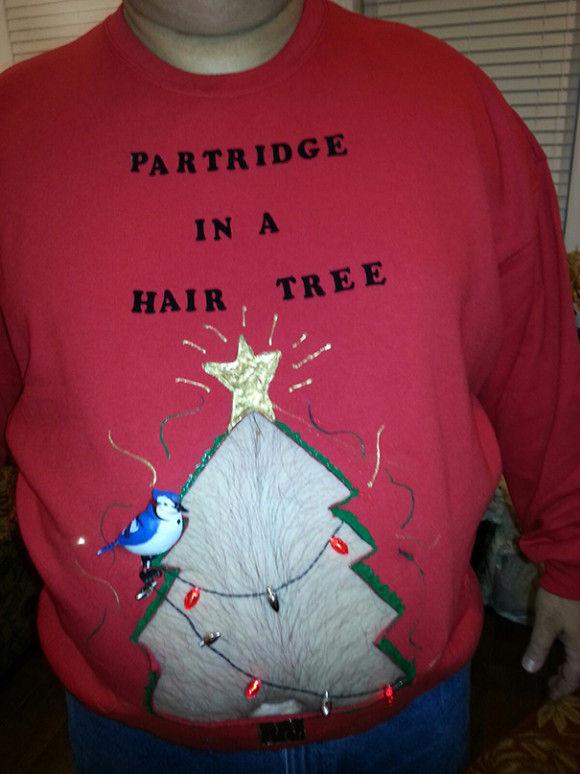 最高にダサいクリスマスセーター13