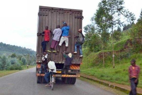 アフリカの日常光景5