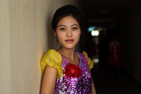 北朝鮮の美女5