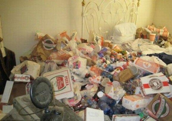 汚すぎる部屋21
