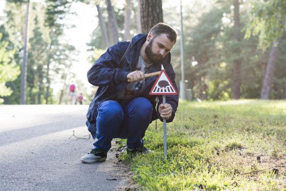 動物の標識がおもしろい6