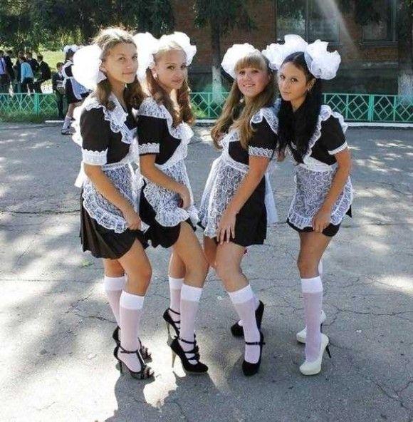 ロシアの制服13