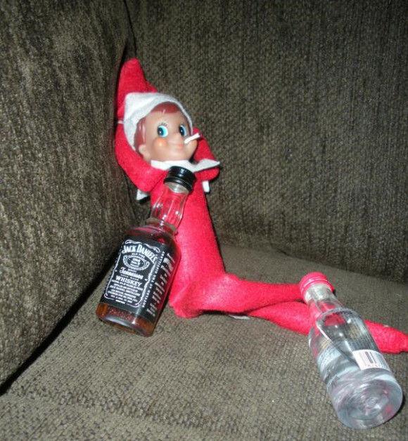 人形たちの爆笑クリスマス10