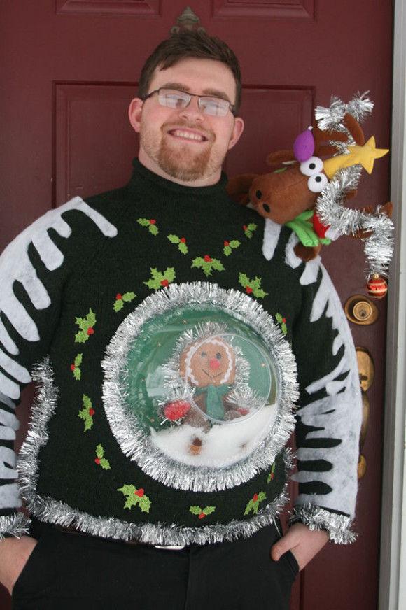 最高にダサいクリスマスセーター11