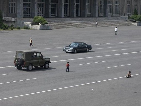 北朝鮮の日常11