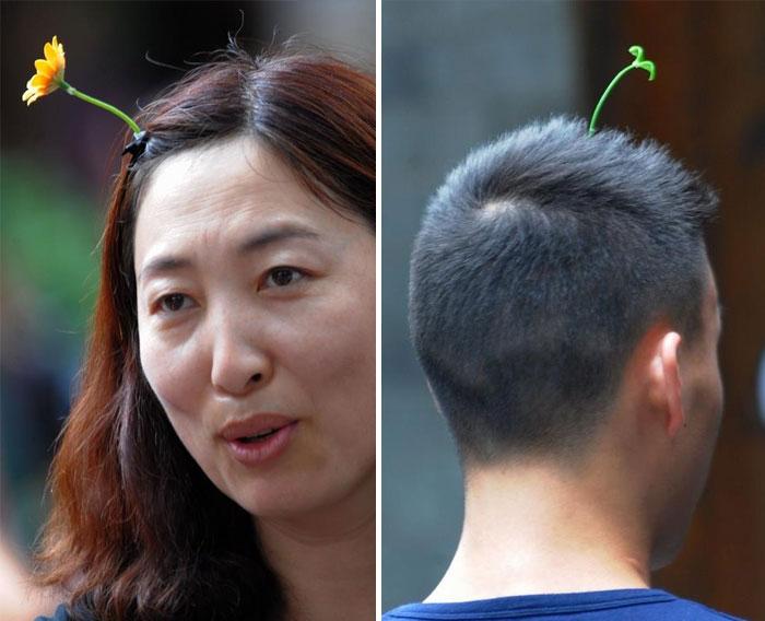 中国ではやっているヘアピン5