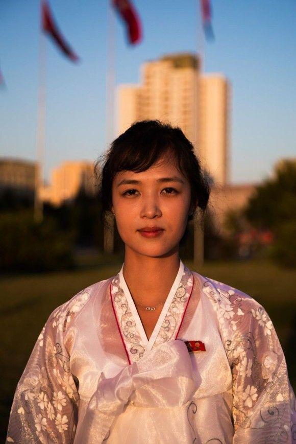 北朝鮮の美女12