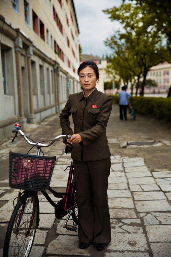 北朝鮮の美女6