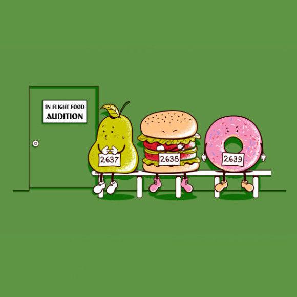 食べ物の生活12