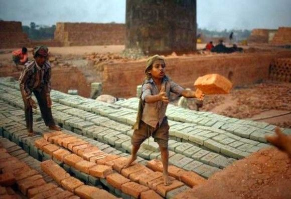 バングラディッシュの子供の生活23