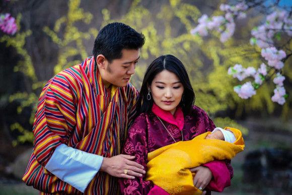 ブータンの王1