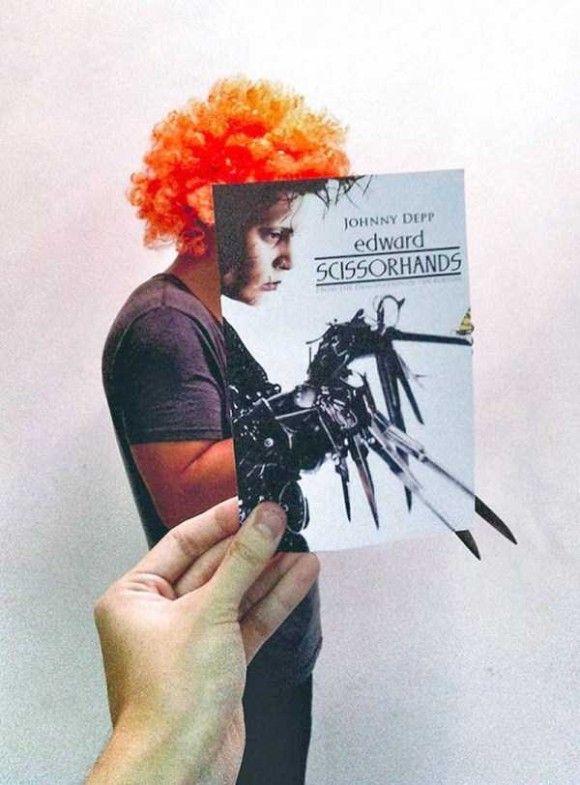 映画のポスターとシンクロ17