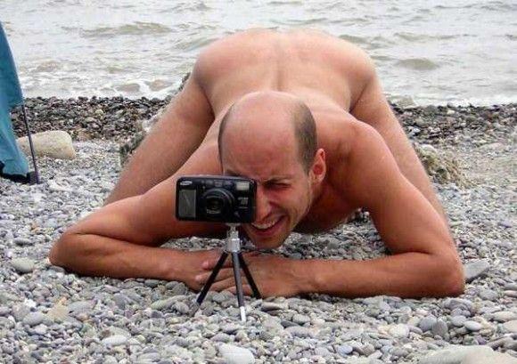 カメラマンの姿4