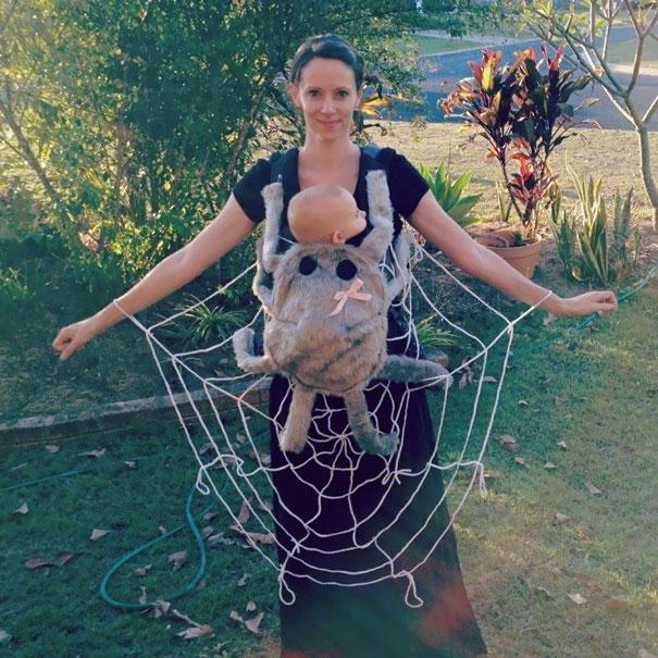 1ハロウィン赤ちゃん仮装6