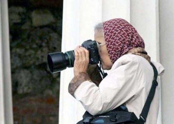 カメラマンの姿21