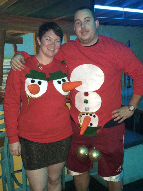最高にダサいクリスマスセーター16