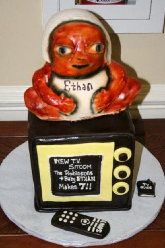 誕生日ケーキ6